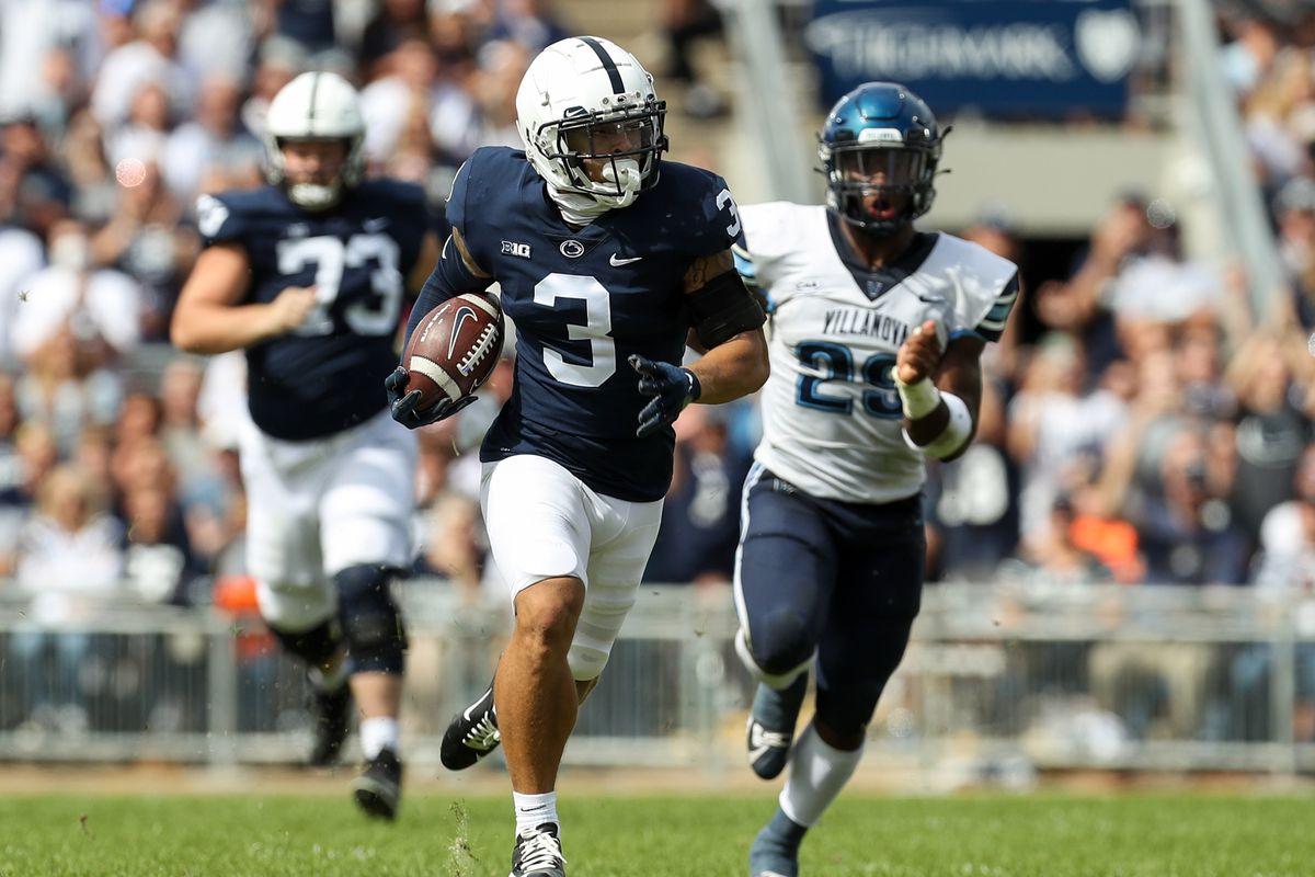 NCAA Football: Villanova at Penn State
