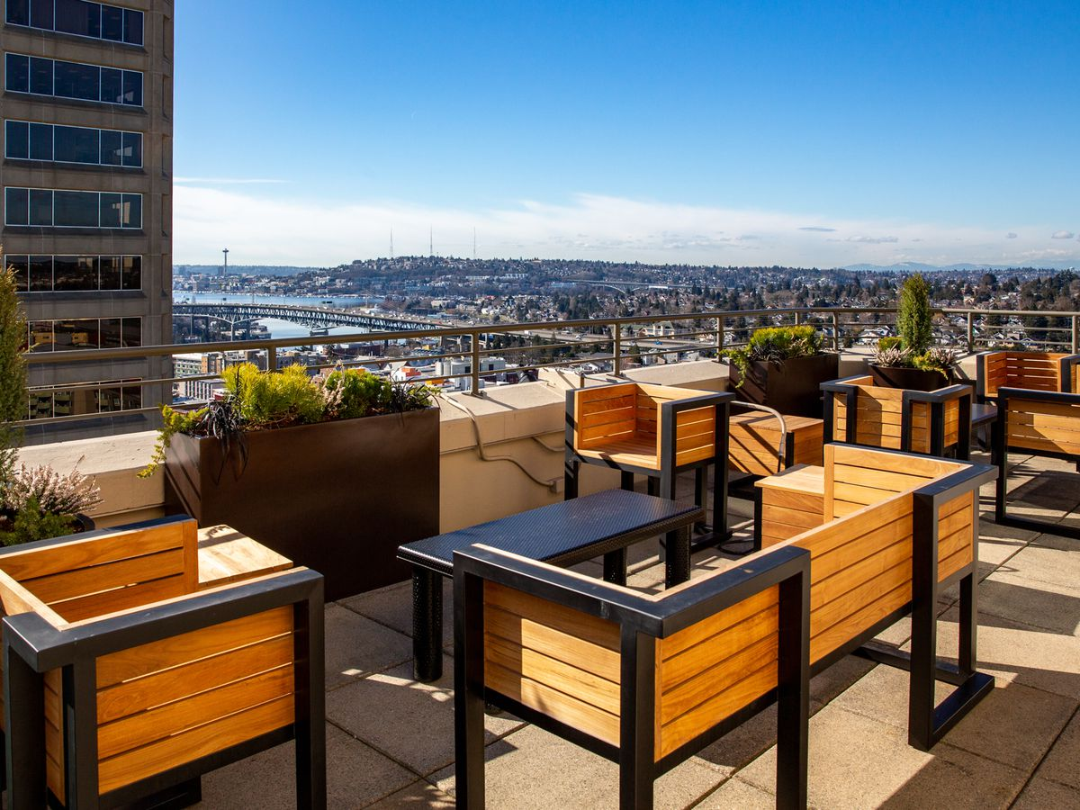 10 Scenic Seattle Rooftops For Summer Dining And Drinking