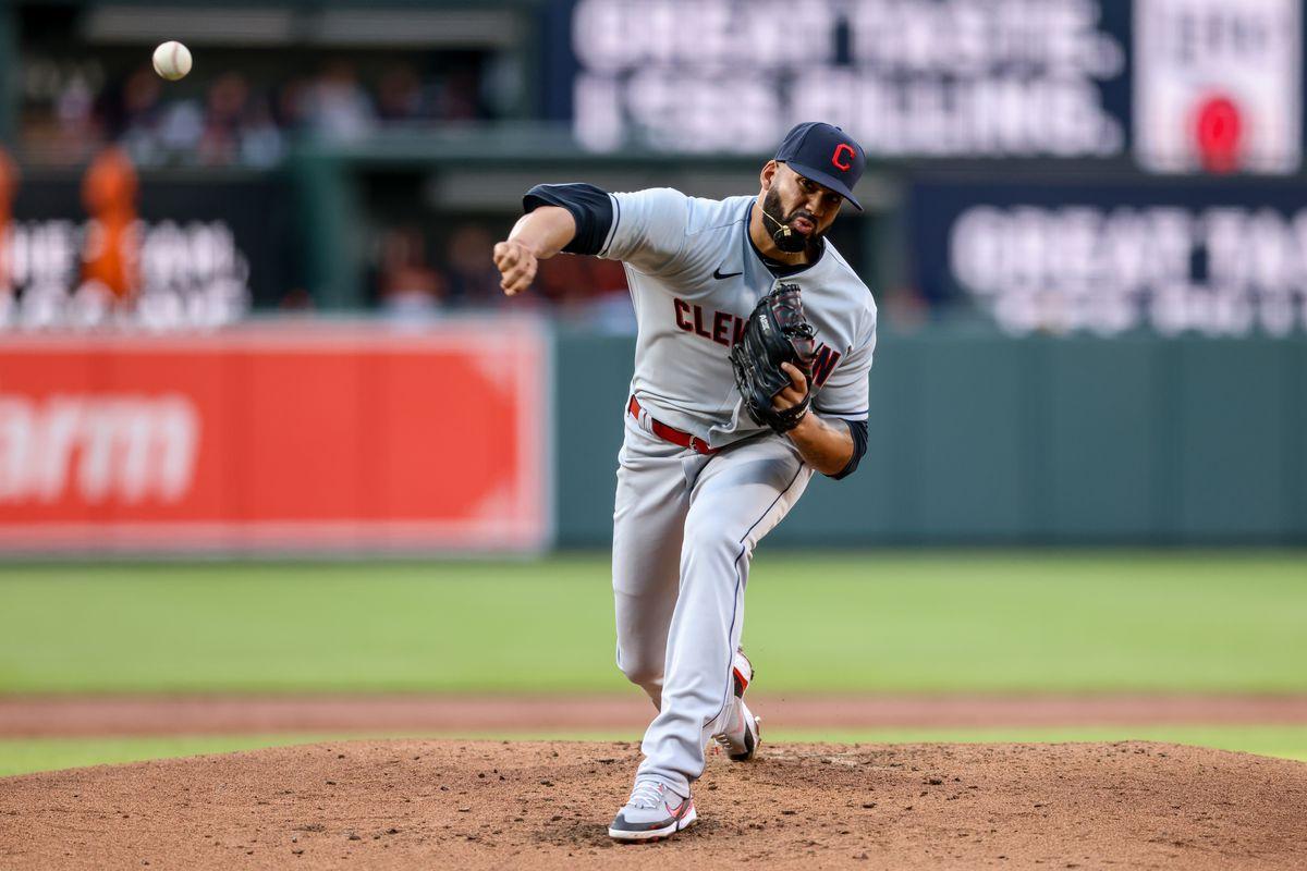 MLB: JUN 04 Indians at Orioles