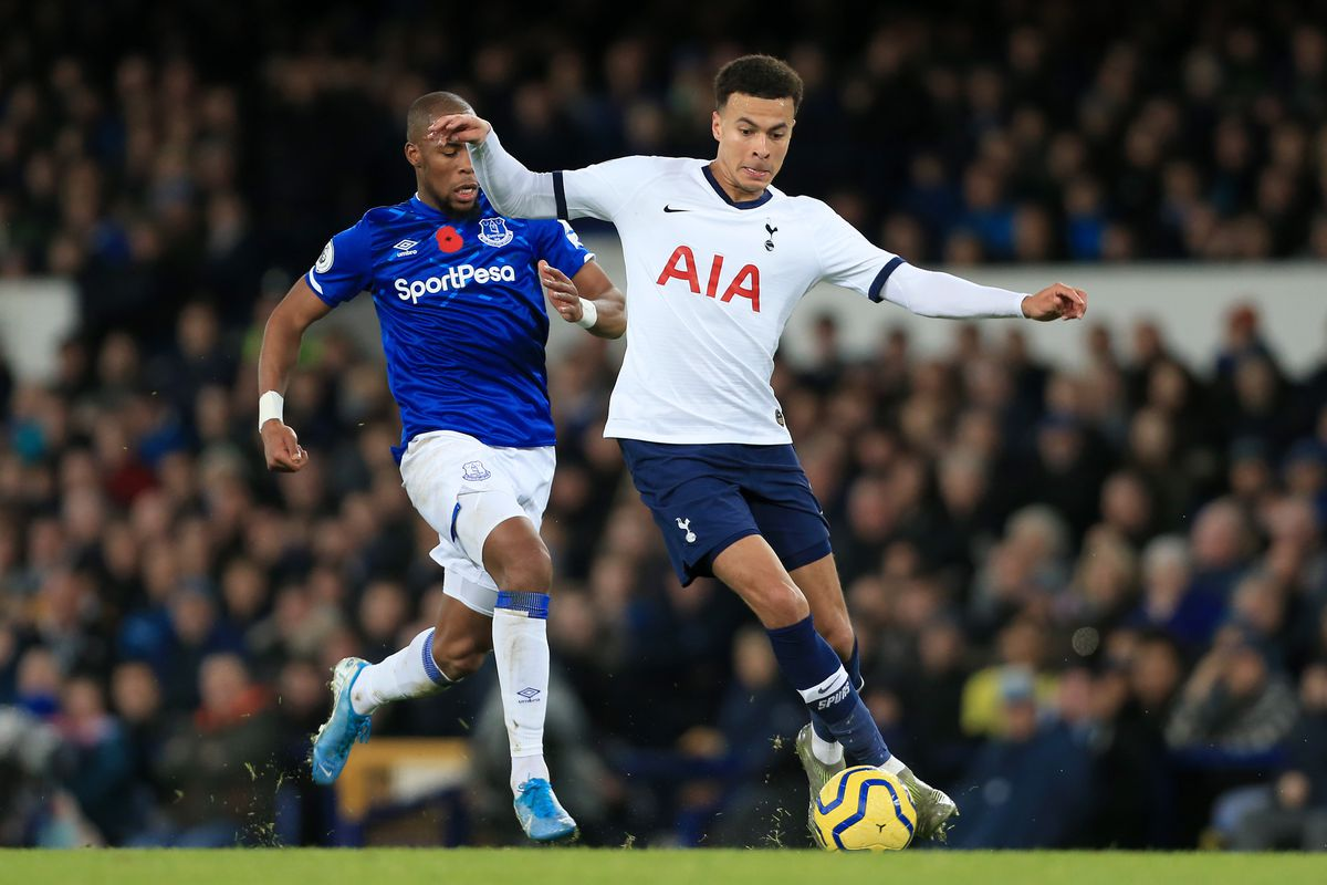 Tottenham Hotspur vs. Everton 2020: Premier League game time, TV channels,  how to watch - Cartilage Free Captain