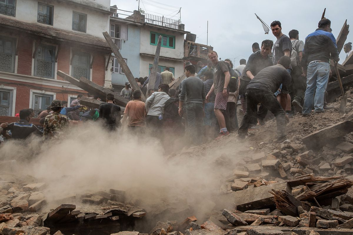 Support Earthquake Relief In Nepal >> Google Opens Its Person Finder Tool To Aid Earthquake Relief Efforts
