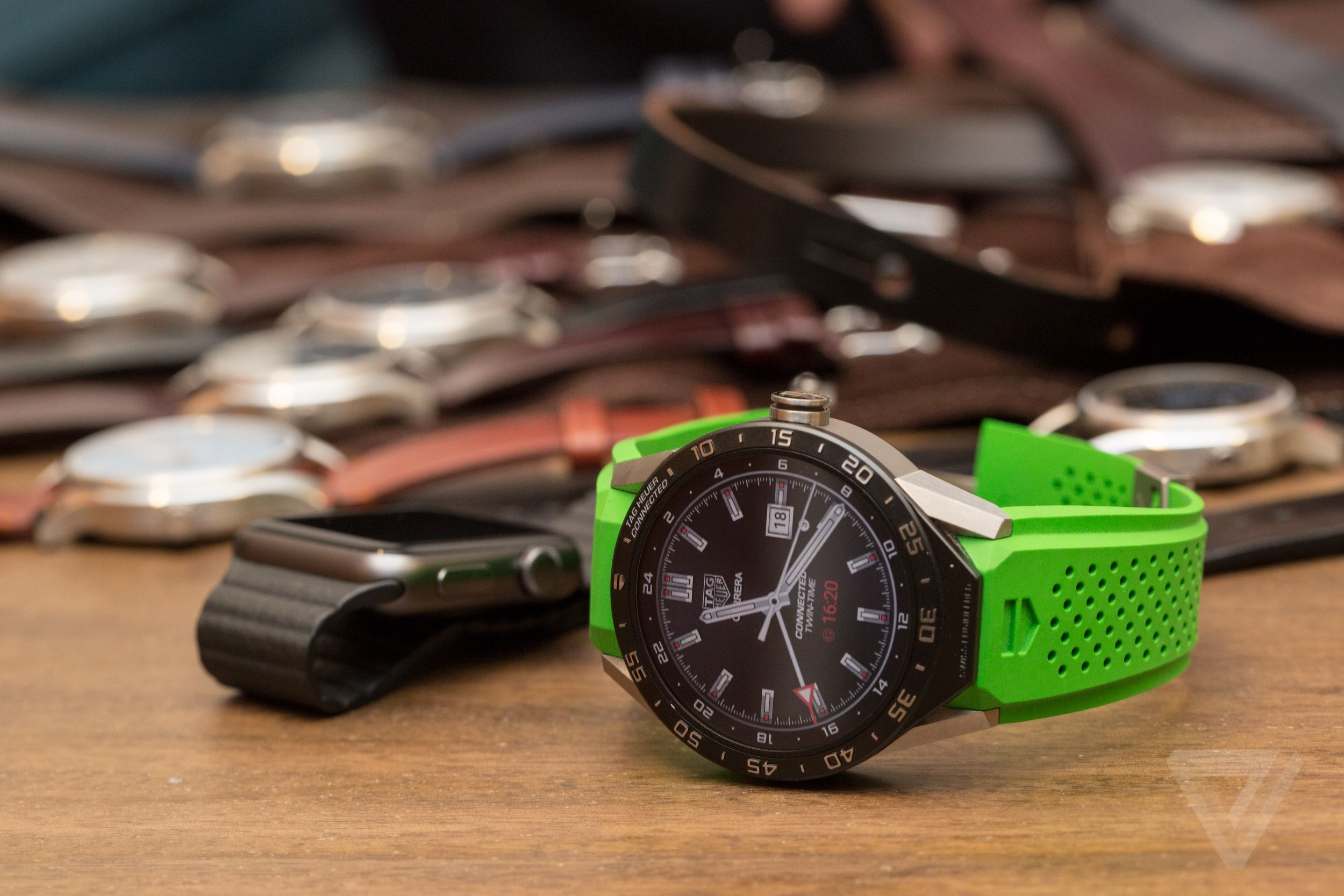 Tag Heuer's Carrera Connected is a damning critique of