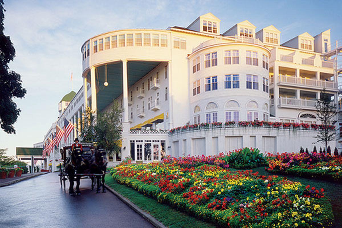 """Photos via <a href=""""http://www.grandhotel.com""""> the Grand Hotel</a>"""