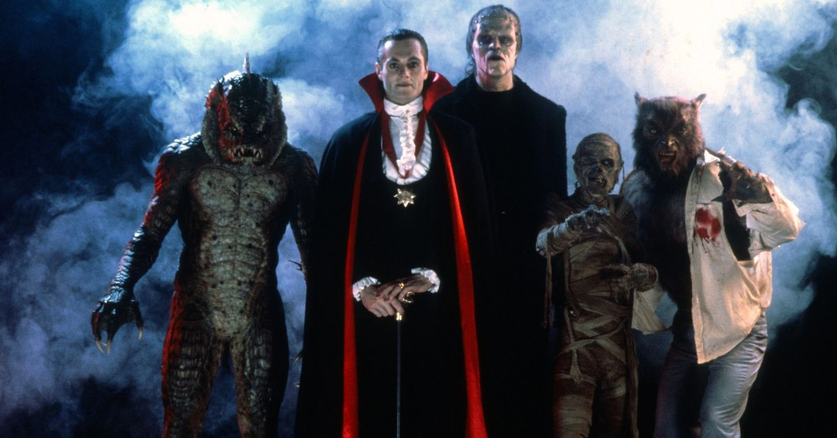 photo image With Predator in theaters, it's the perfect time to revisit The Monster Squad