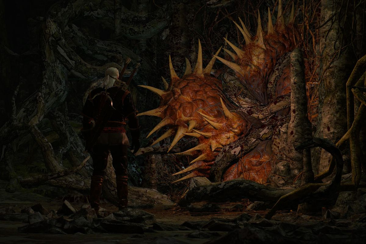 The Witcher 3 Ladies of the Wood and Whispering Hillock guide