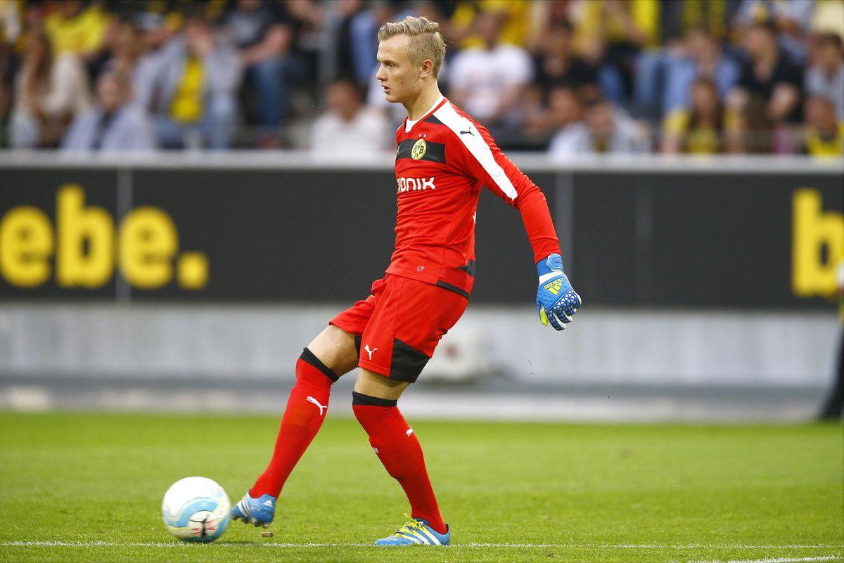 Borussia Dortmund U19 v 1860 Muenchen U19 - German U19 Championship Semi Final First Leg