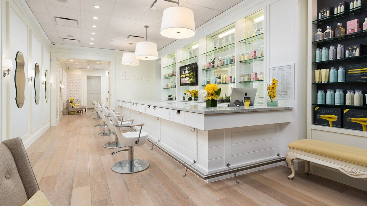 Local Salons Can T Compete With Drybar And Glamsquad