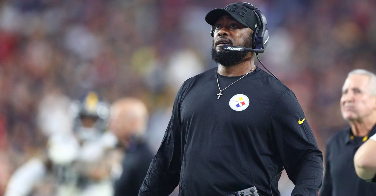 Chalk up another season where Mike Tomlin will finish .500 or above for the Steelers