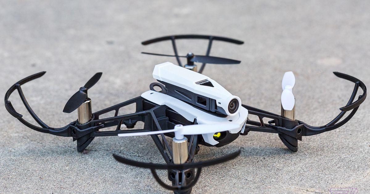 Parrot Exits the Toy Drone Market