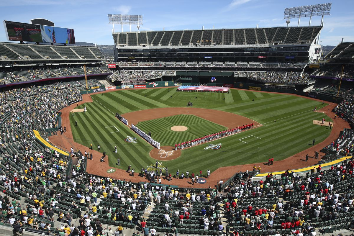 The A's have played at the Coliseum since 1968 and their lease expires after the 2024 season.