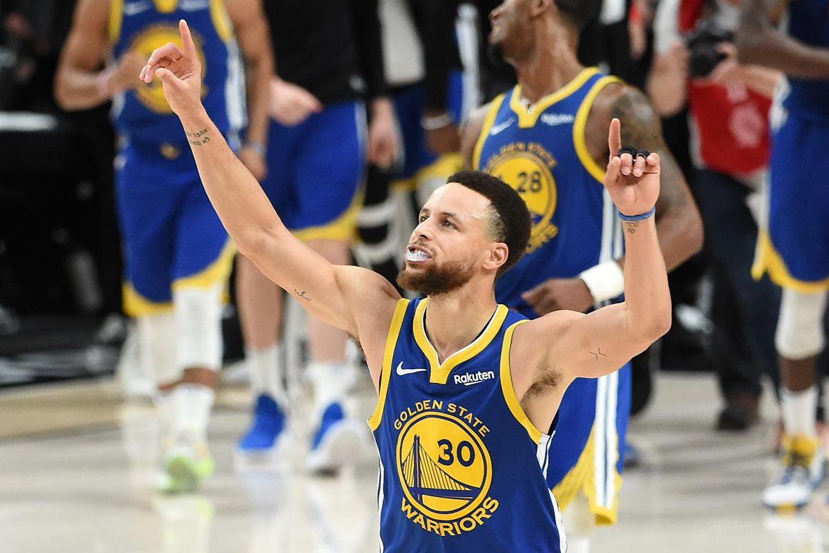 Golden State Warriors 5 Year Nba Finals Streak Is Amazing On Every Level Sbnation Com