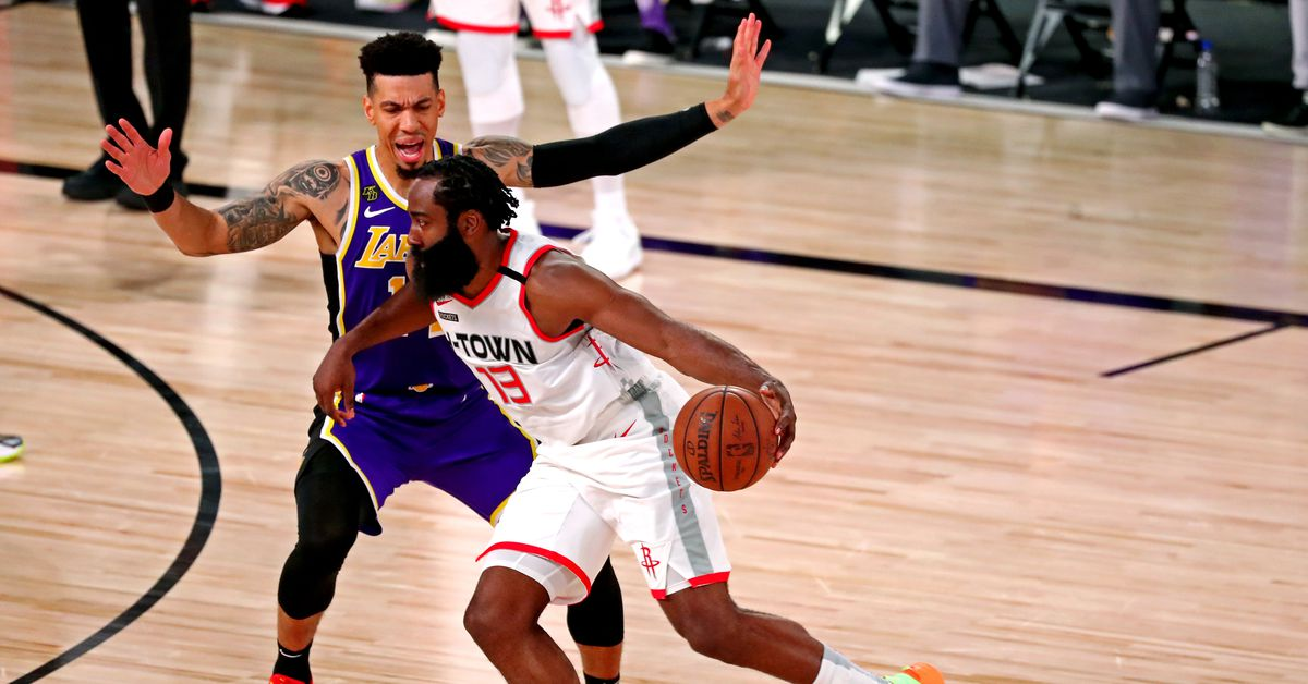 Houston Rockets Vs Los Angeles Lakers Game 2 Preview The Dream Shake