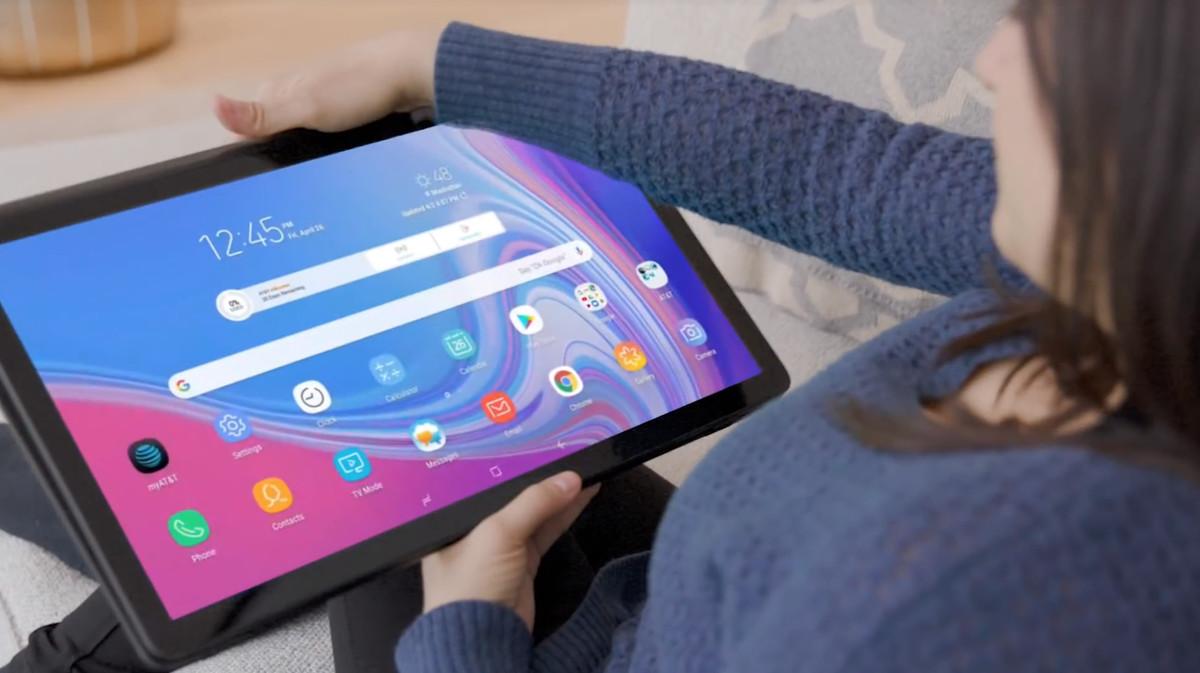Galaxy View 2 de Samsung: Una tableta de 17 pulgadas para ver TV