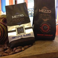Mezzo Chocolate specializes in drinking chocolate. The artisan chocolate company opened in 2013 in Salt Lake City.