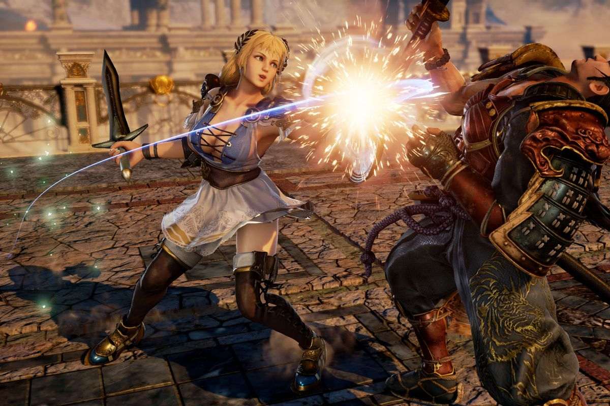 Soulcalibur VI gets new character trailer with more quirky fighters