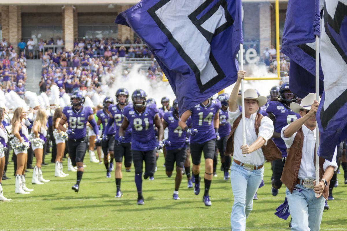 TCU Football vs SMU Football (Fort Worth, TX) | September 21, 2019