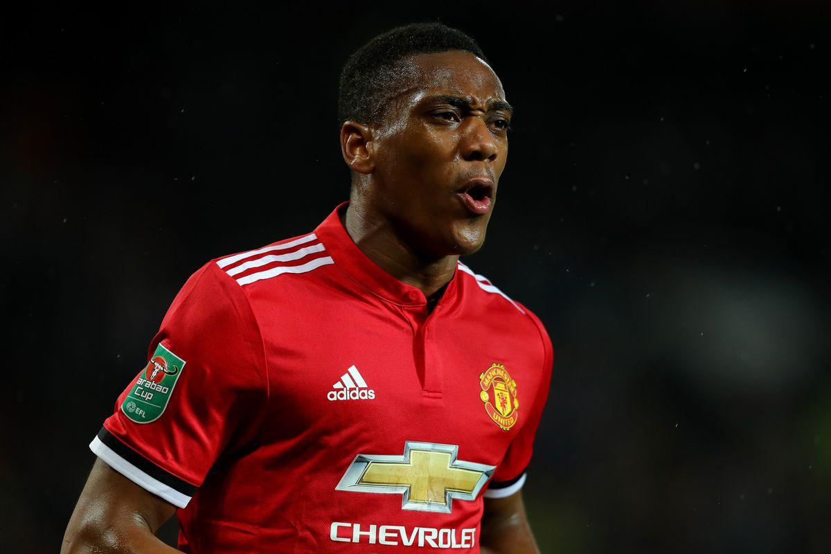 Barcelona keeping tabs on Manchester United s Anthony Martial