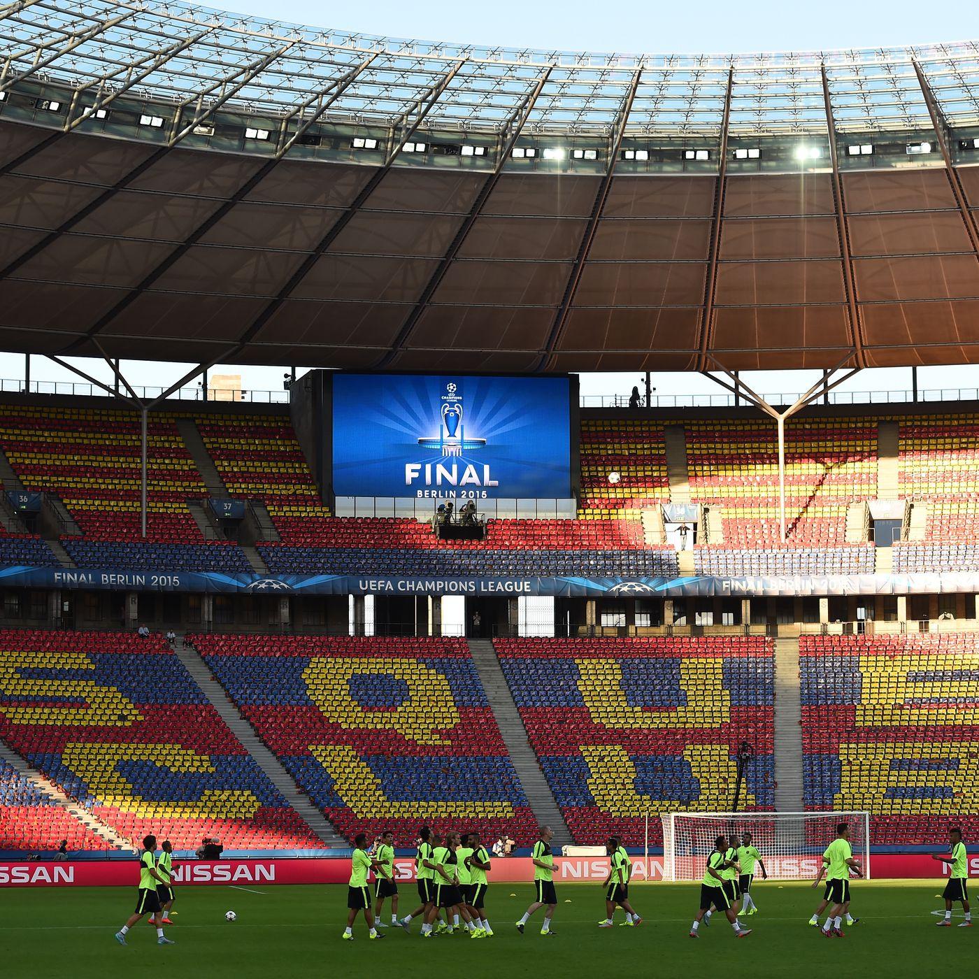 Barcelona Vs Juventus 2015 Champions League Final Projected Lineups Barca Blaugranes