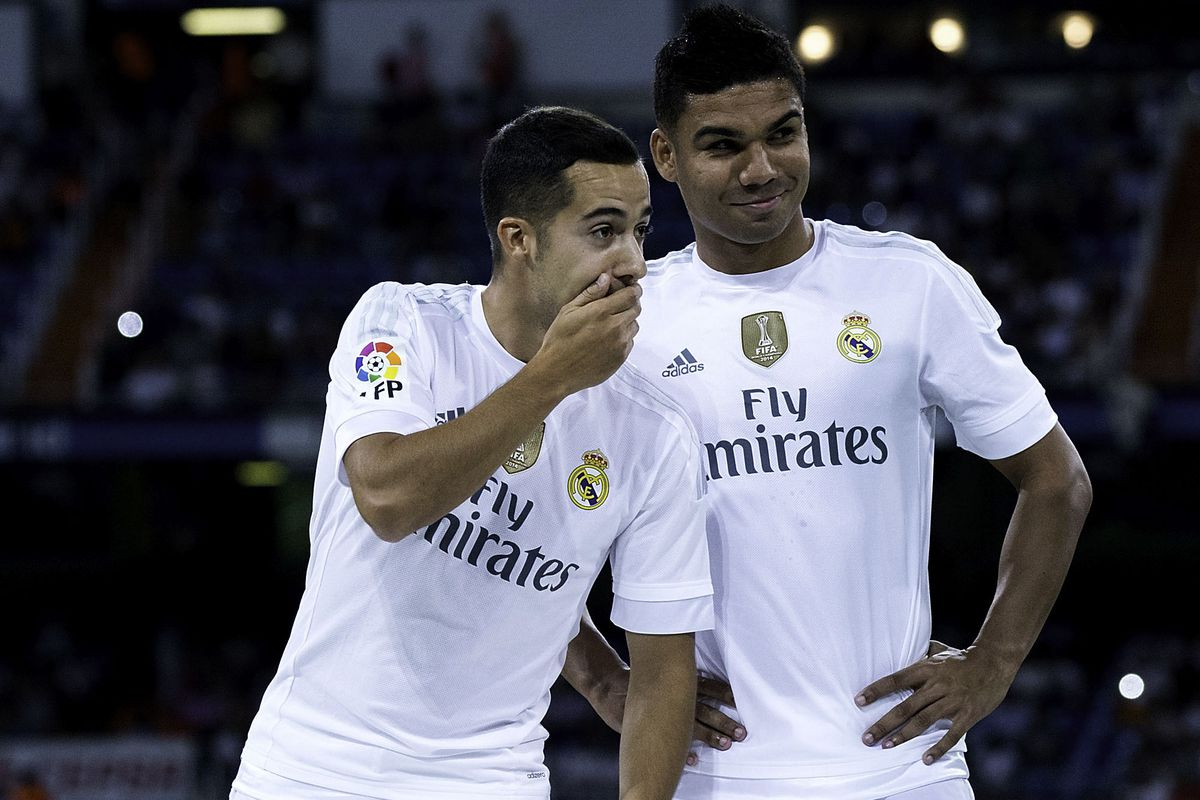 "Casemiro on Cristiano Ronaldo ""He s an inspiration for every"