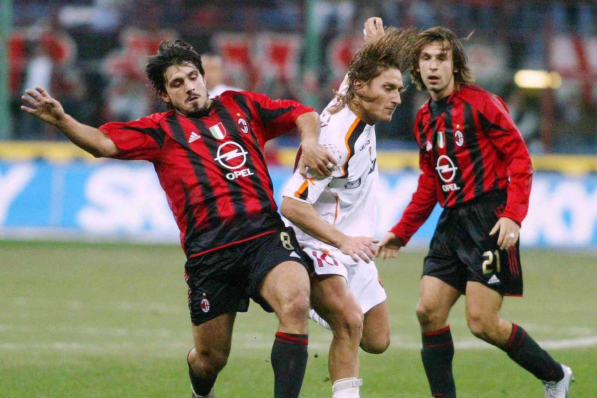 Roma v AC Milan