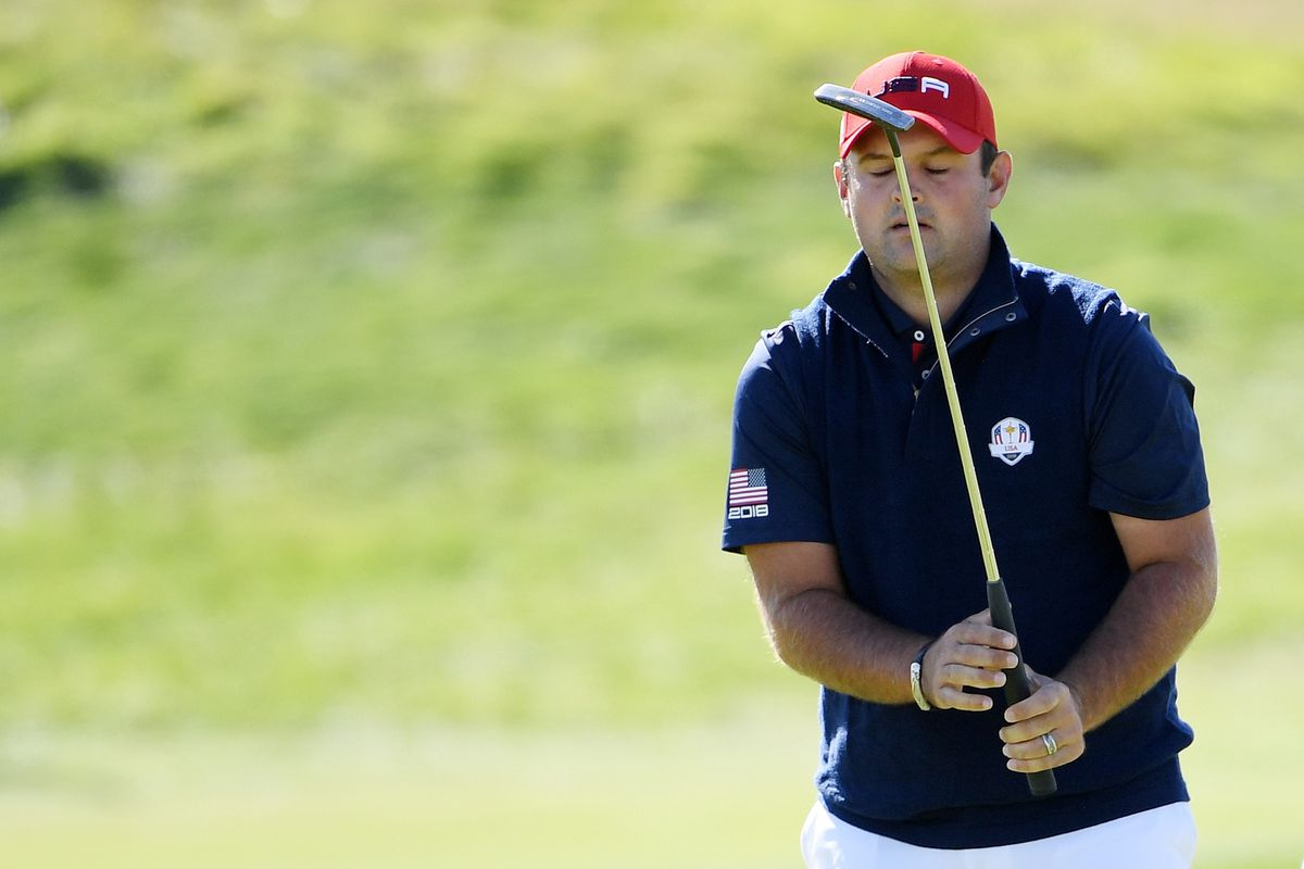 4aa6ab2aa9 Patrick Reed is 'full of s**t' says one USA Ryder Cup team source ...