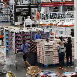 Salt Lake Costco Becomes Largest In The World Deseret News