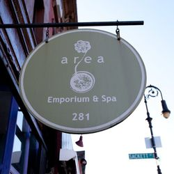 """<b>↑</b> Ready to breathe a sigh of relaxation and rejuvenation? <b><a href=""""http://www.areabrooklyn.com/"""">Area Emporium & Spa</a></b> (281 Smith Street) and <b><a href="""" http://www.areayogabrooklyn.com/"""">Area Yoga</a></b> (389 Court Street) are sister en"""