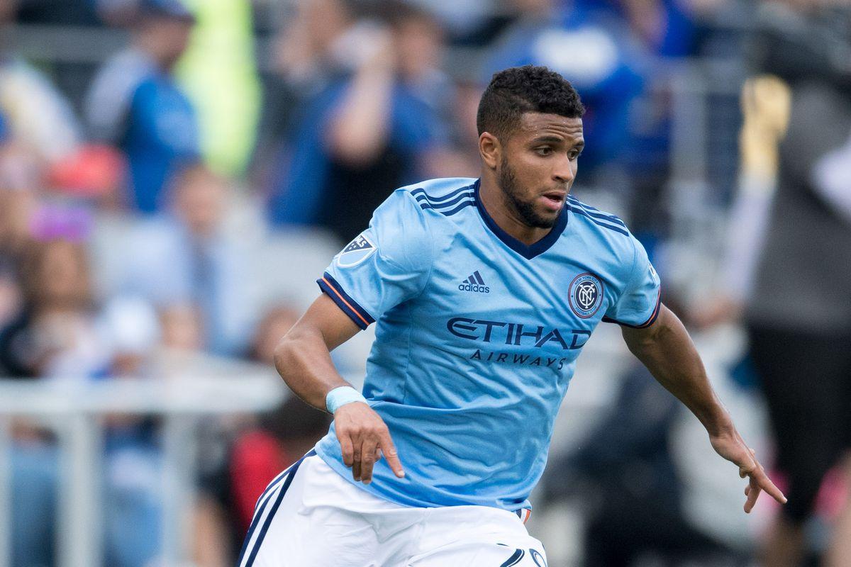 MLS: New York City FC at San Jose Earthquakes