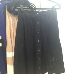 Custommade skirt, $200