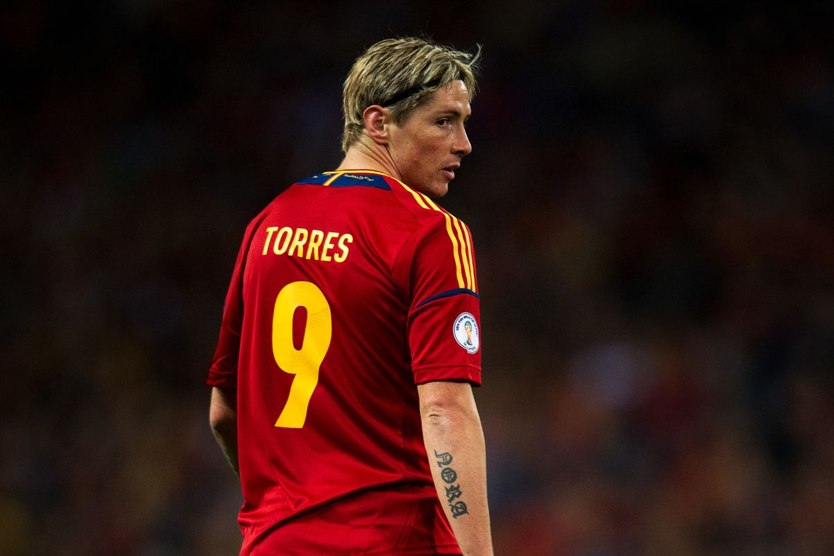 fernando torres not a part of the latest spain squad