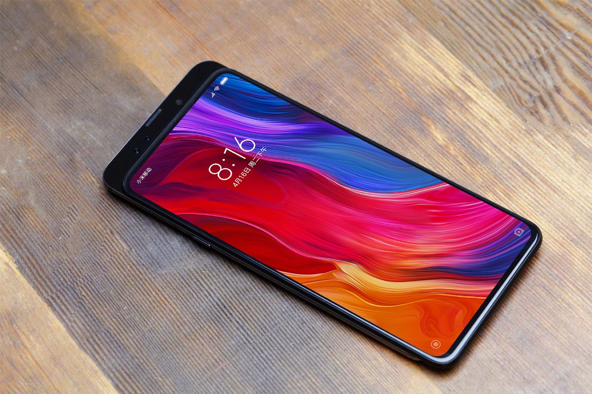 945aa6675a2 Xiaomi s Mi Mix 3 goes fully bezel-less with a Find X-style camera slider