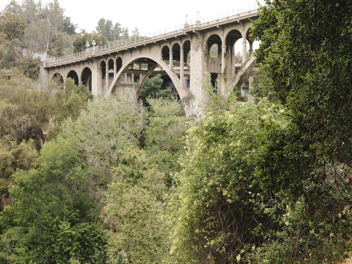 LA's most haunted landmarks and their ghost stories, mapped