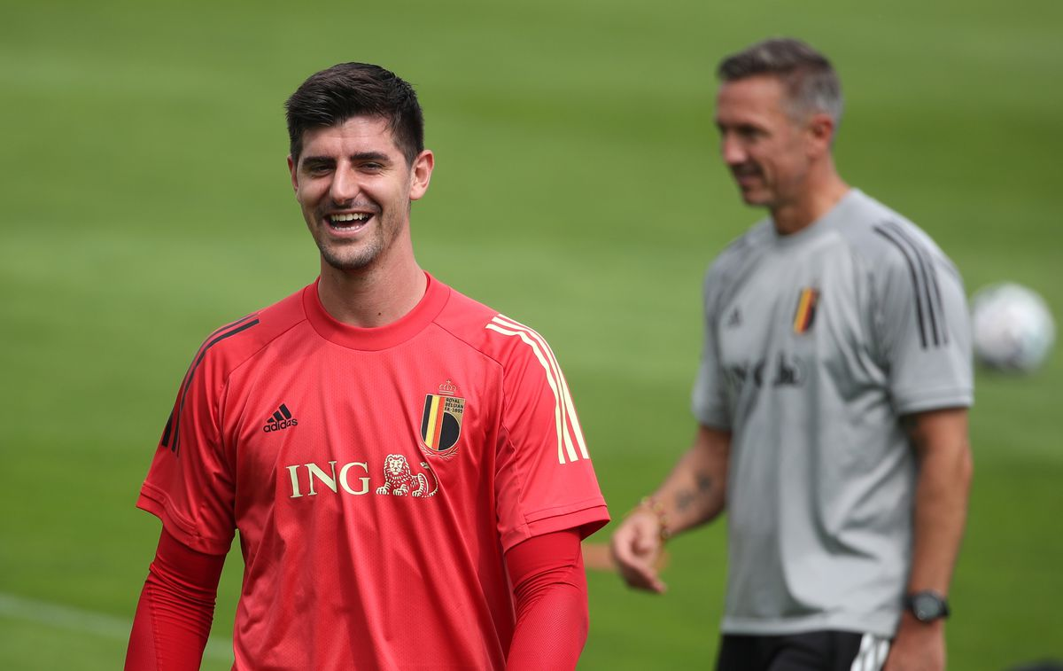Belgium Training Session and Press Conference