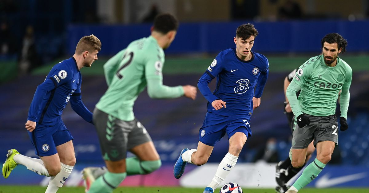 Chelsea fans' preferred lineup against Leeds United: Havertz to start at centre forward again! - We Ain't Got No History