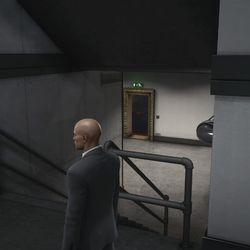 Dubai shortcut // Atrium Lobby // Level -1
