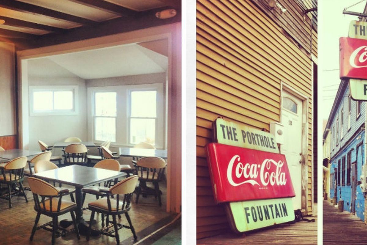 Things are shaping up at the revamped Porthole Restaurant & Pub in Portland's Old Port.
