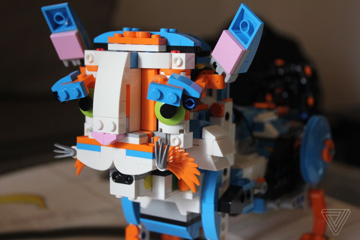 Lego S New Programmable Robotics Kit Is Up For Preorder