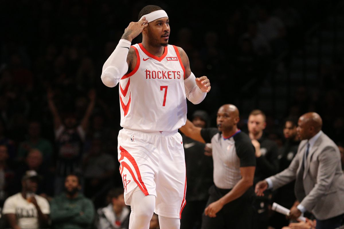 Carmelo Anthony trade  Rockets deal embattled star to the Bulls ... 75735a90b