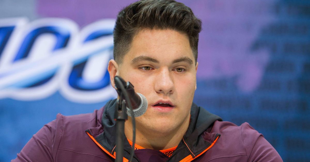 Draft Analysis Who Is New Cowboys Ol Connor Mcgovern