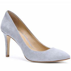 """<b>Adele Chapin, <a href=""""http://dc.racked.com/"""">Racked D.C.</a> editor:</b> Prepare yourself for the most D.C. answer ever. I've found <b>Ann Taylor pumps</b> (like the <a href=""""http://www.anntaylor.com/kenzie-suede-pumps/315316?colorExplode=false&skuId="""