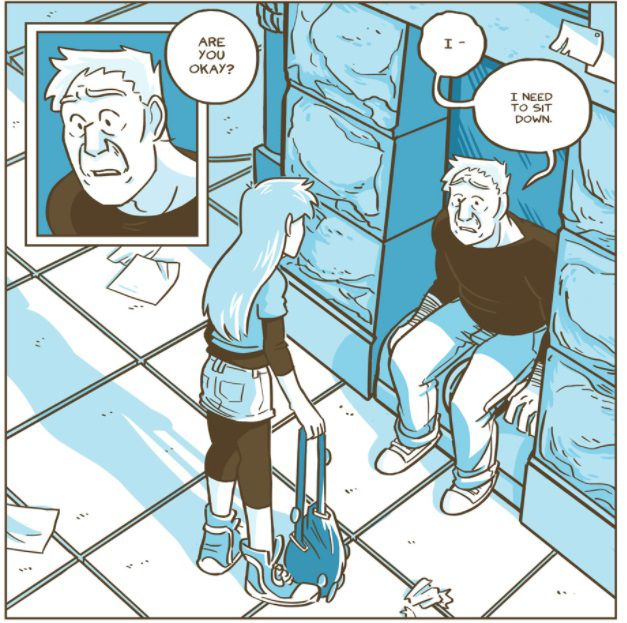 O Human Star: Alistair Sterling wakes up