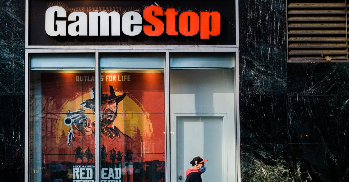 How a bunch of Redditors made GameStop's stock soar