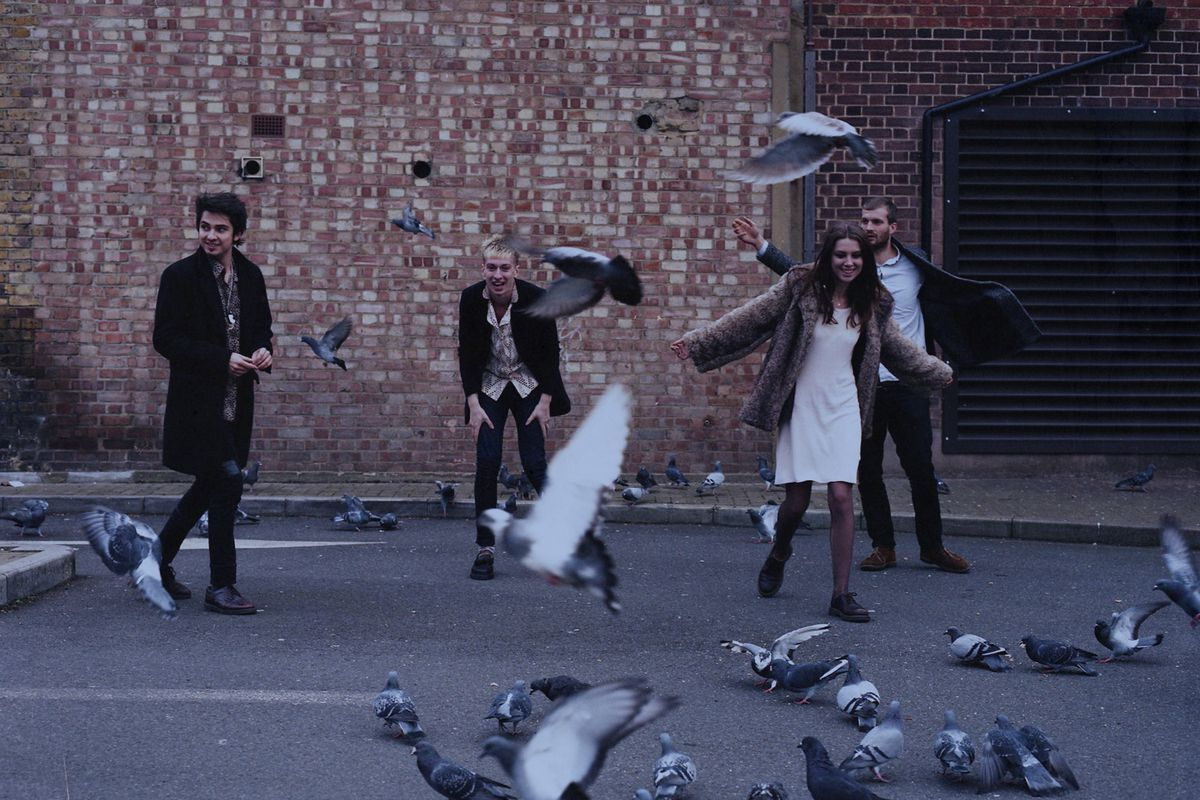 5 songs from alt-rock band Wolf Alice you need to hear - Vox