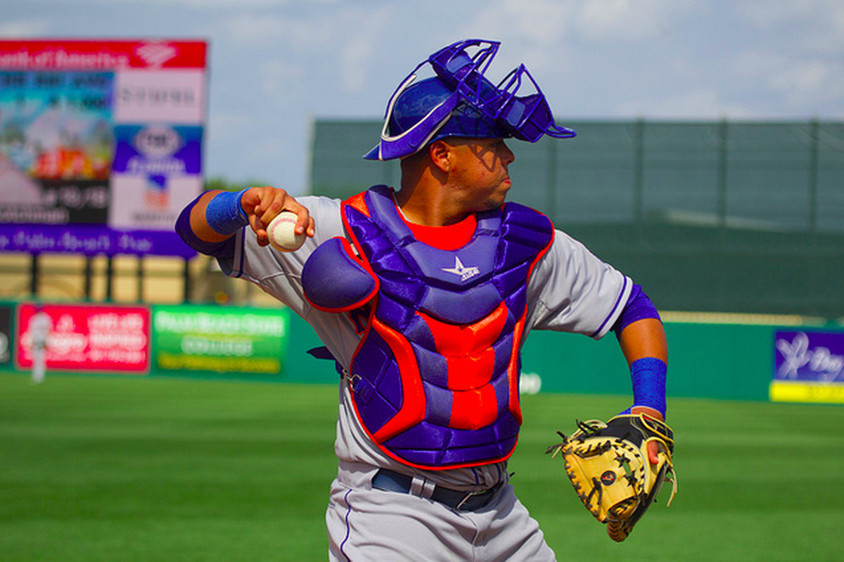 san francisco 1cf64 cf2c4 The best Mets position prospects I saw this year: #11 Juan ...