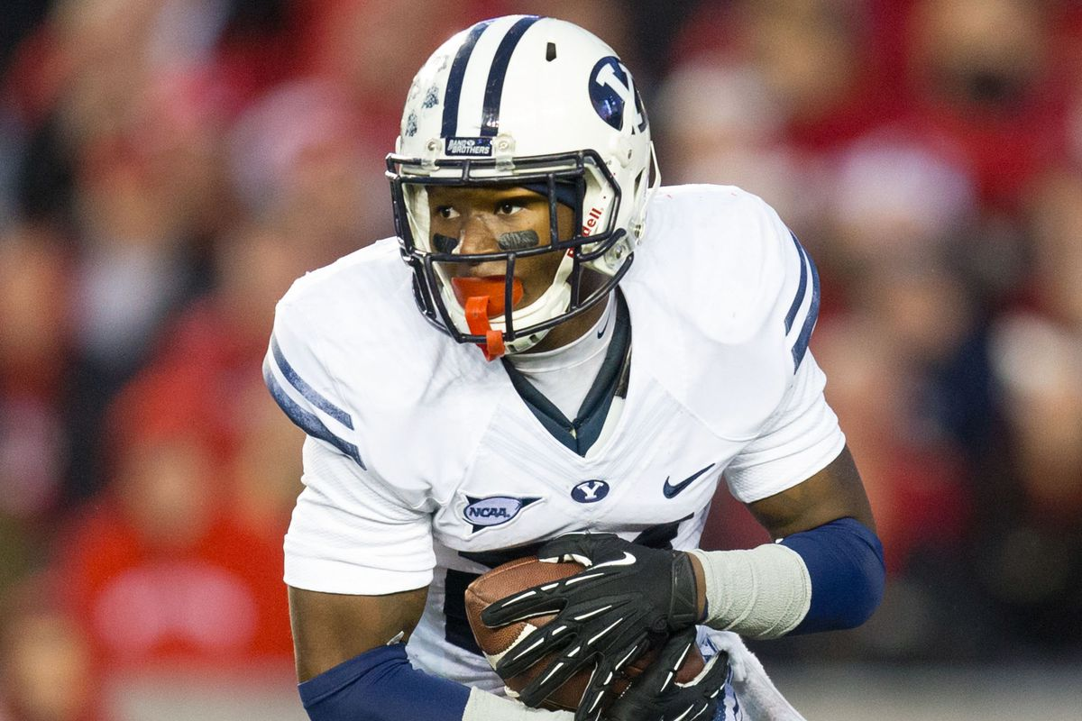 Jamaal Williams will miss the Cougars first game.