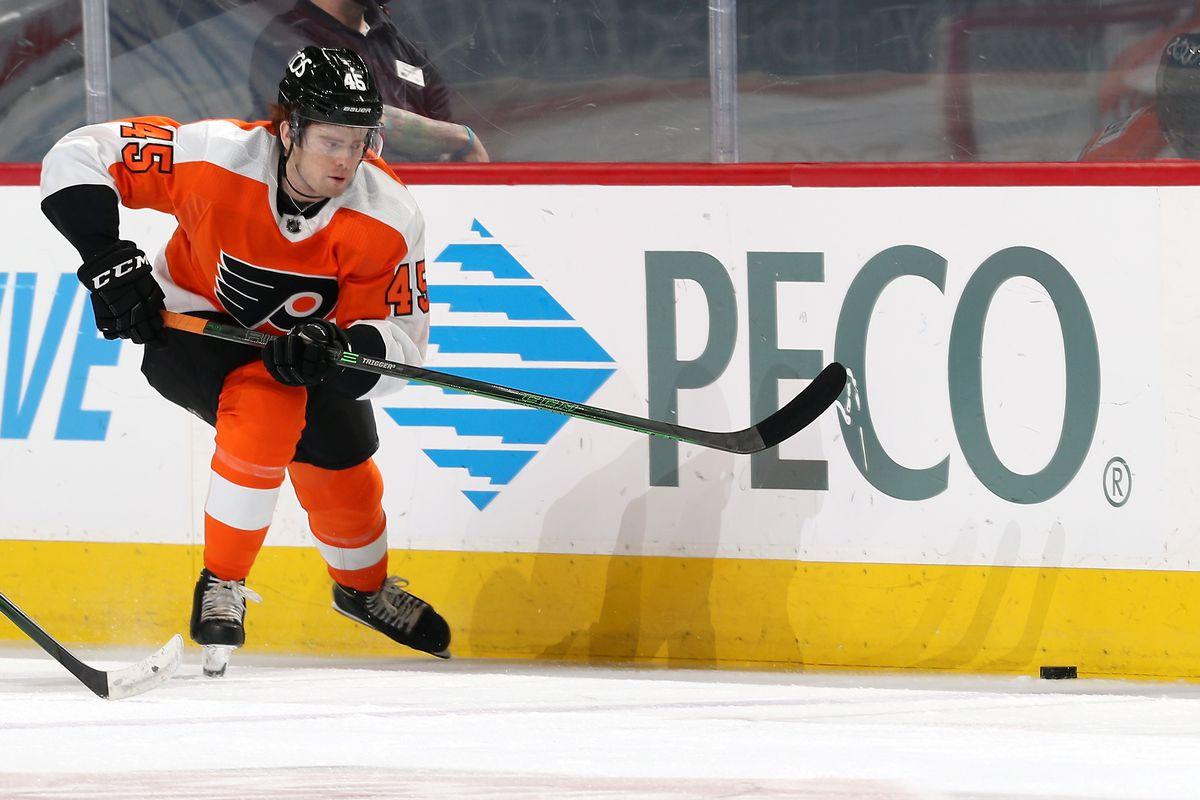 New Jersey Devils v Philadelphia Flyers