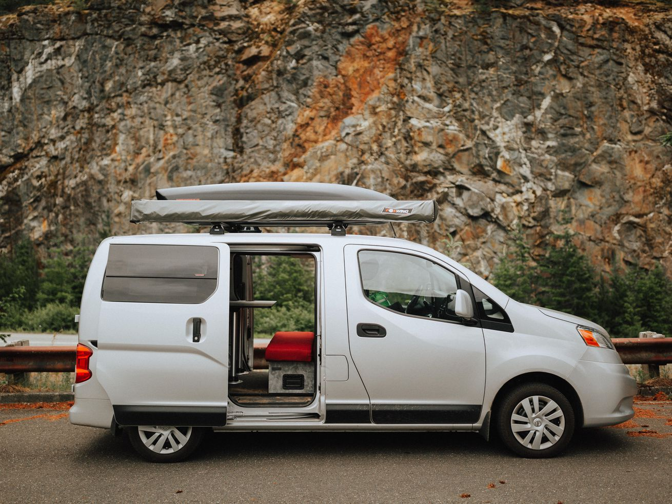 The Free Bird from Washington-based Caravan Outfitters brings an affordable camper van option to the masses.