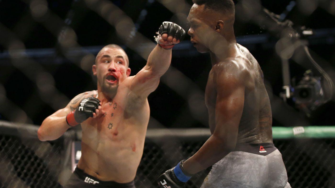 UFC 243 Judo Chop: Robert Whittaker's road to hell (Part 1)