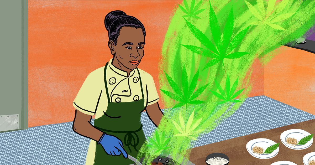 Racism in the Cannabis Industry: Black Chefs Are Pushing Back - Eater