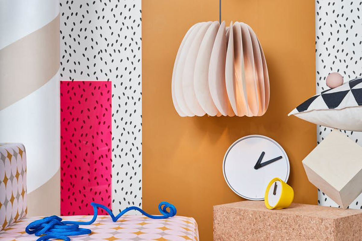 Ikea's new products coming in February have a playful '80s ...